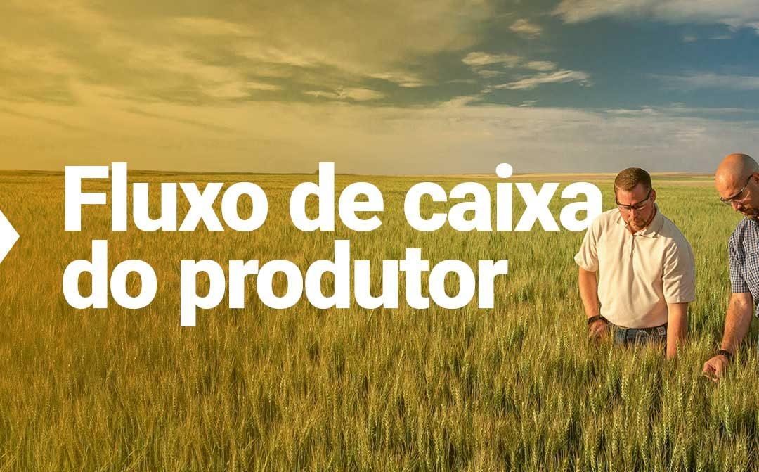Como estimar o fluxo de caixa de um produtor rural