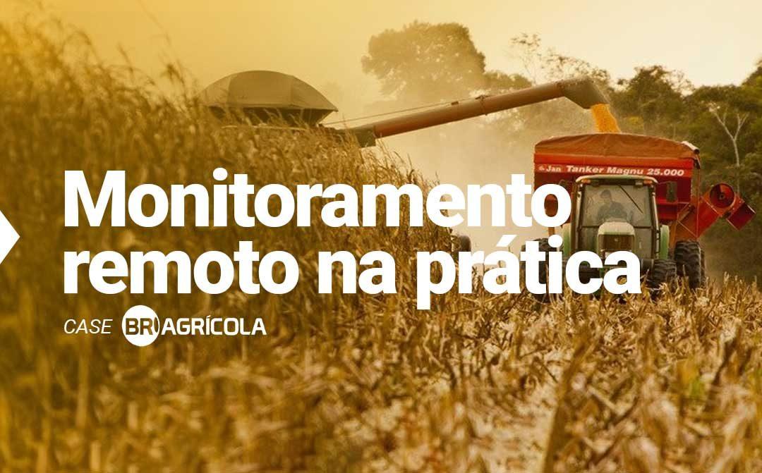 BR Agrícola realiza arresto apoiado por tecnologia
