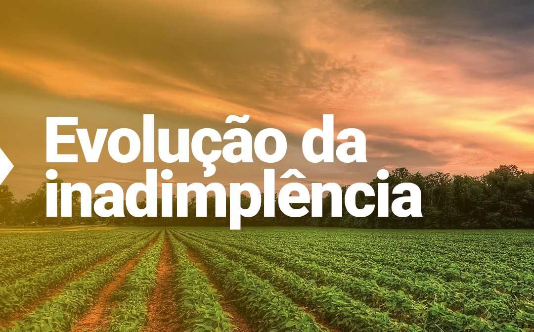A inadimplência no agronegócio, de 2015 a 2020