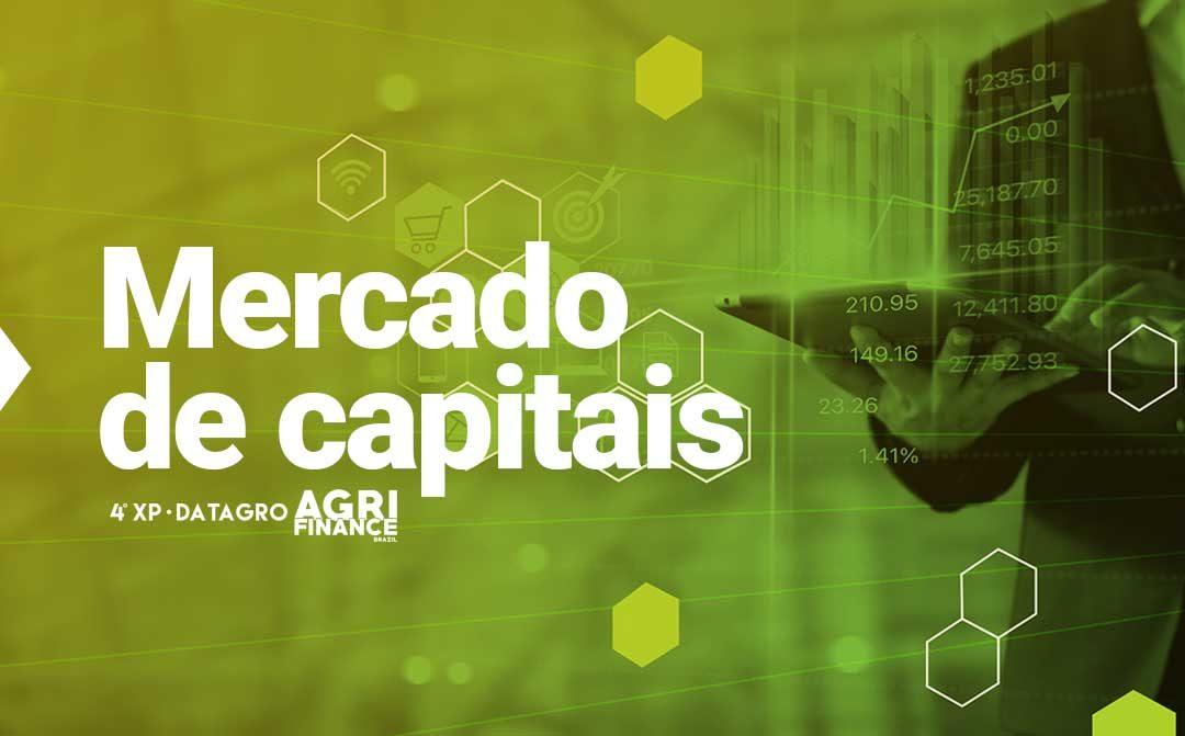 AgriFinance Brazil e do mercado de capitais como caminho para o agronegócio