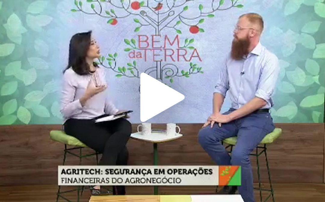 Programa Bem da Terra: Segurança em operações financeiras do agronegócio