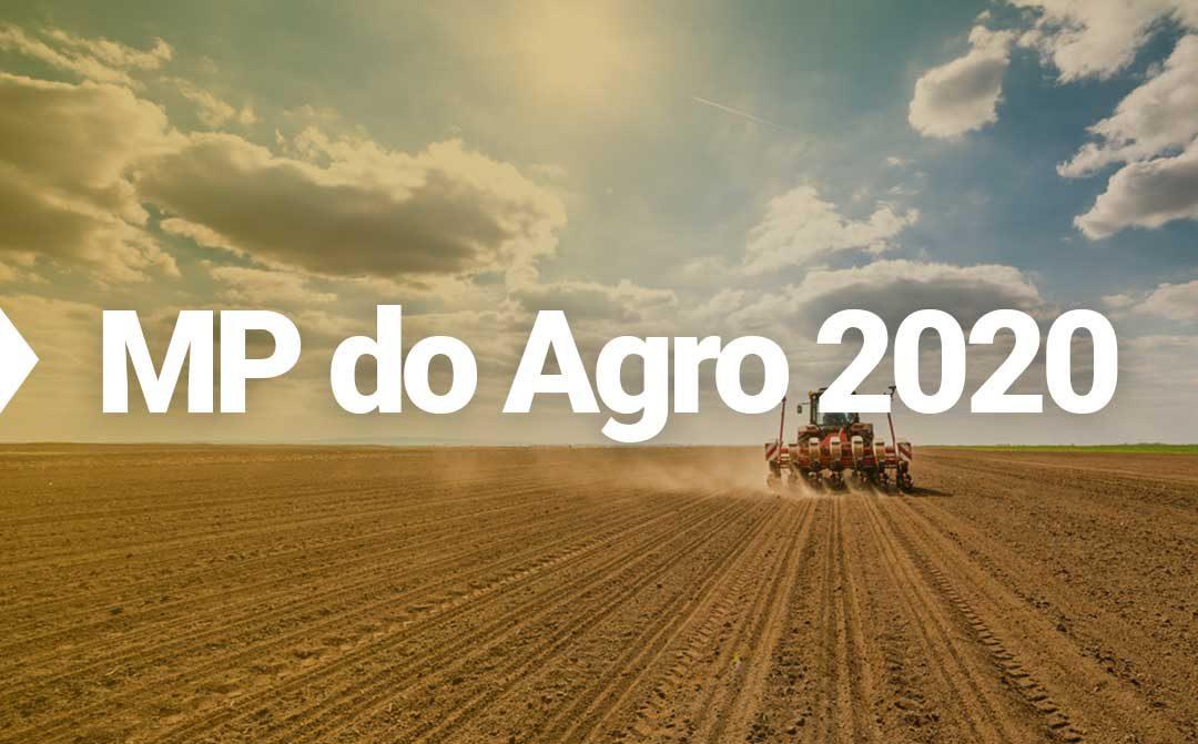 Aprovação da MP do Agro beneficia o pequeno e médio produtor