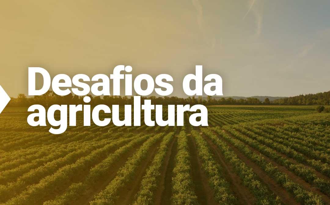 Os quatro problemas da agricultura no Brasil