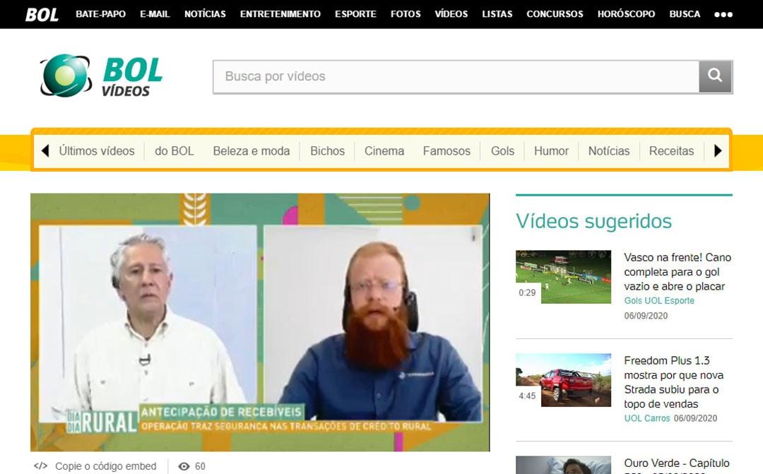 Bol Vídeos – Conversa franca: segurança nas transações de crédito rural