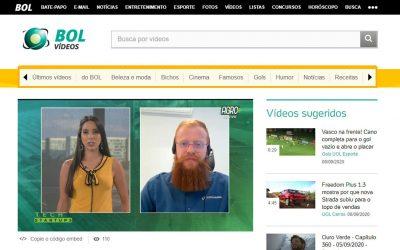 Bol Vídeos – Tech & Startups com Bernardo Fabiani