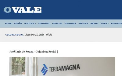 Jornal O Vale – Coluna social: Bons índices