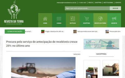 Portal Revista da Terra – Procura pelo serviço de antecipação de recebíveis cresce 25% no último ano